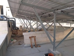 80kw project for flat roof